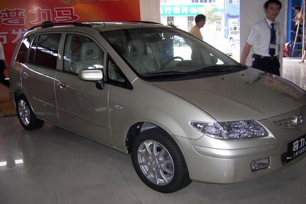 普力马七座自动舒适型产品名称普力马七座自动舒适型品牌高清图片
