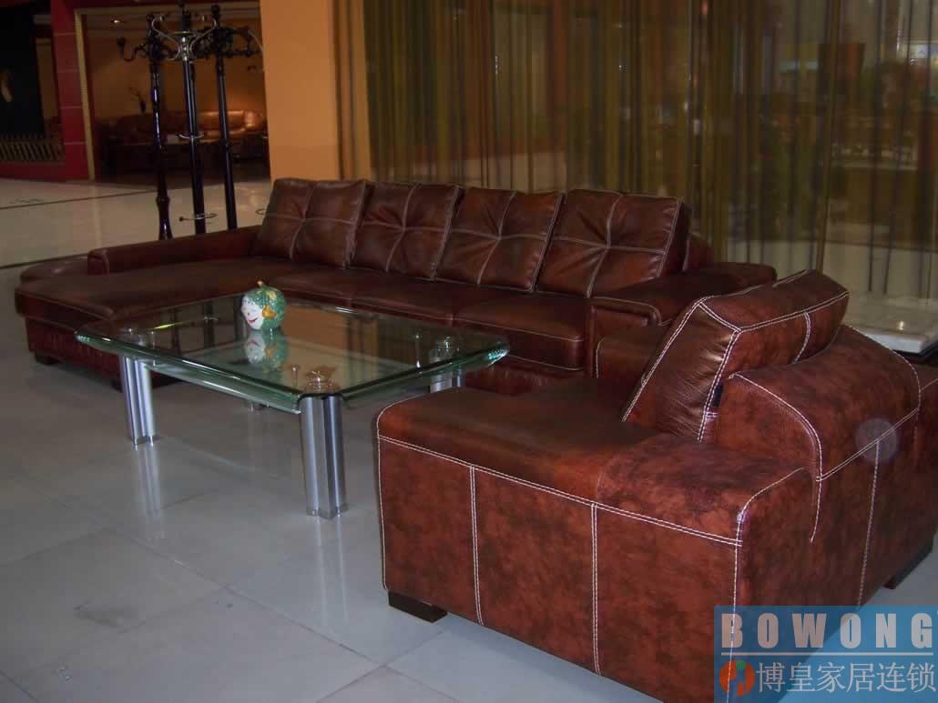 A12真皮沙发 产品展示 博皇国际家居辉阳专卖店产品分类
